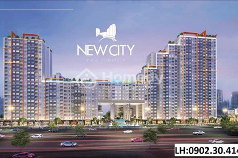 Siêu dự án New City quận 2 mt Mai Chí Thọ, giá 38tr/m2. Ck:6,5%.LH ngay