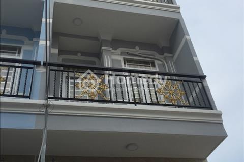 Bán nhà 90m2, 3,5x10,5m đúc 2 tấm hẻm 1419 Lê Văn Lương, sổ hồng
