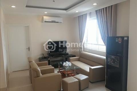 Cho thuê căn hộ 2 ngủ full nội thất view trọn Hồ Tây hướng Đông Nam.