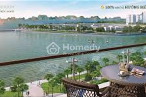Căn hộ Hometel cao cấp Green Bay Premium 100% view vịnh Hạ Long!