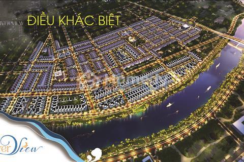 Mở bán đặt chỗ khu đô thị River View City view sông Cổ Cò, đối diện bãi tắm Hà My Hội An