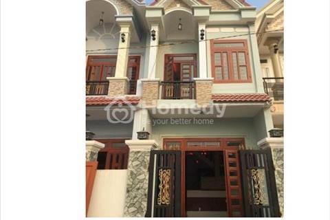 Cần vốn bán gấp căn nhà Quận 12, 1 trệt 1 lầu giá : 1,6 tỷ_SHR, dt: 60m2