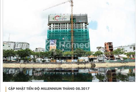 Căn hộ MT Bến Vân Đồn, trực diện sông Bến Nghé Q1 giá Chỉ 1.79 tỷ, Thanh toán 12 tháng