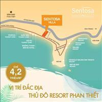 Bán đất nền biệt thự biển Sentosa Villa giai đoạn 2 từ 4,5 triệu/m2