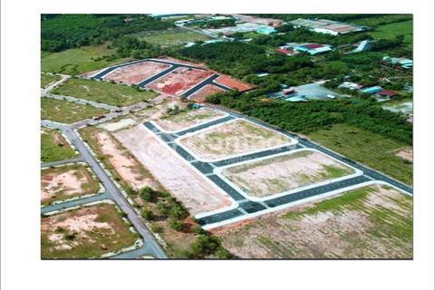 Đất mặt tiền DT 769  nơi đầu tư cho người dân tái định cư