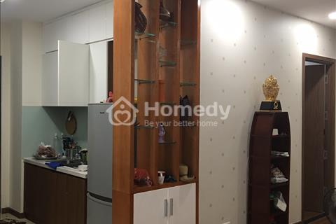 Cho thuê căn hộ chung cư Hòa Bình Green diện tích 126m2 thiết kế 3 ngủ, full đồ, giá 15tr/tháng