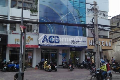 Cho thuê nhà mặt tiền đường Lê Văn Sỹ, Phường 12, Quận 3.