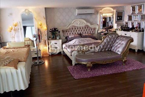 Bán căn hộ lofthouse Phú Hoàng Anh view hồ bơi 230m2 thiết kế 4pn 4wc giá bán rẻ 3,6 tỷ