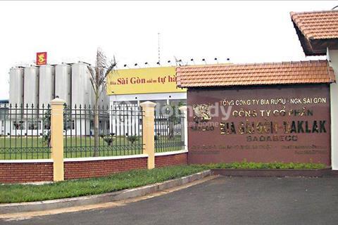 Đất thổ cư nhà máy bia diện tích 11 x 46 giá 900 triệu
