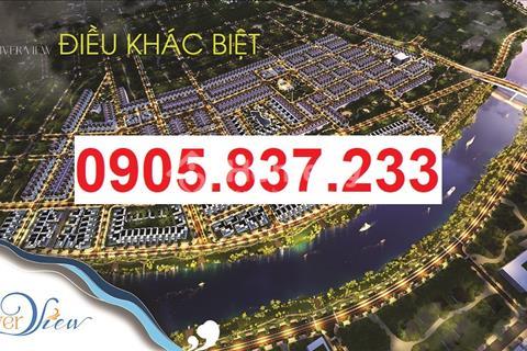 Đầu tư và an cư tại khu đô thị River View, mặt tiền sông Cổ Cò, ngay cạnh bãi tắm Hà My