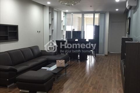 Cho thuê căn hộ chung cư Helios Tower - 75 Tam Trinh 80m2, 2 phòng ngủ, đồ cơ bản, 8 triệu/tháng