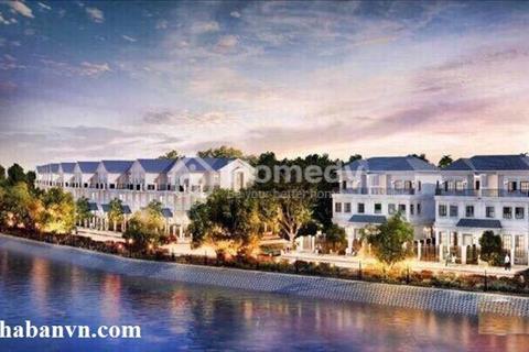 Bán nhà phố - biệt thự Saigon Mystery Villas quận 2, view sông Sài Gòn, Ngay Đảo Kim Cương