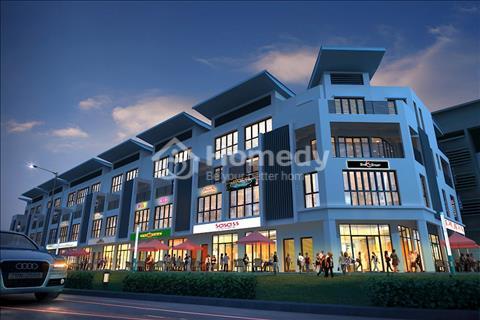 Bán nhà mặt phố (shophouse) KĐT Gamuda Gardens vừa ở vừa kinh doanh với hơn 1000 hộ cư dân đã về ở