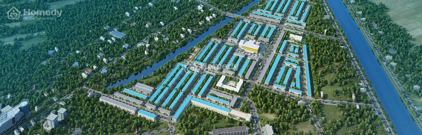 Khu đô thị mới HQC Trà Vinh