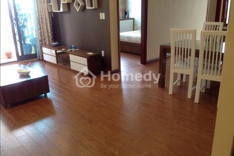 Cho thuê chung cư mặt đường Lê Văn Lương, 3 phòng ngủ đầy đủ nội thất. Giá 12 triệu