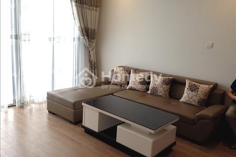 Cho thuê căn hộ chung cư Hòa Bình Green diện tích 75m2 thiết kế 2 ngủ, full đồ, giá 11tr/tháng