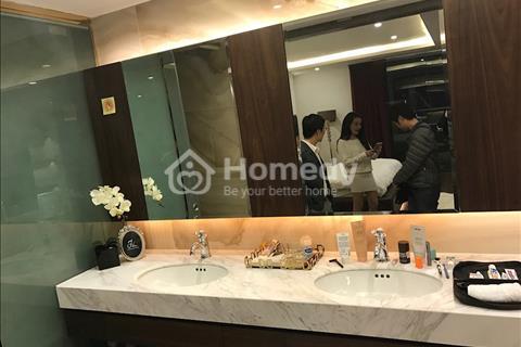 Chính chủ cho thuê căn hộ Vinhomes Nguyễn Chí Thanh 137 m2 chỉ 1.400 usd/tháng 3PN, Đủ đồ