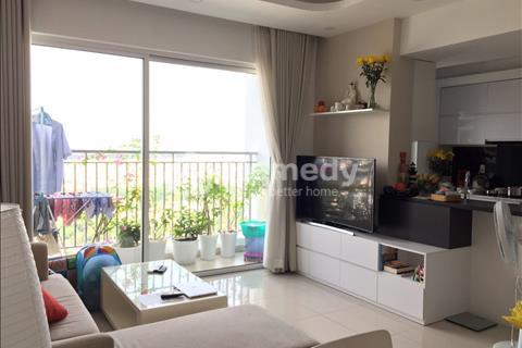 Cho thuê căn hộ dự án Galaxy 9, 2 phòng ngủ đầy đủ nội thất, nhà đẹp