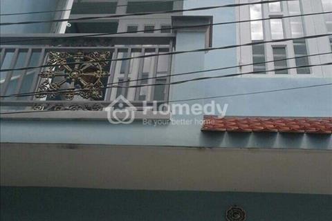 Bán nhà mới xây diện tích 4 x 15,1m, 1 lầu 2PN tại Hương lộ 80, gần mặt tiền đường
