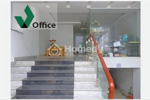 Văn phòng cho thuê Quận 4, 35m2 giao giữ Tôn Thất Huyết & Bến Vân Đồn