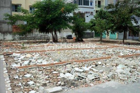 Bán đất đường Phạm Văn Đồng Hà Nội Q.Bắc Từ Liêm 7Om2 MT6m ô tô đỗ tận cửa