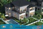 Mẫu biệt thự Harmony Villas có diện tích 396 m2 – 873,1 m2, được thiết kế gồm 2 tầng, 4 phòng ngủ, 5 phòng vệ sinh, 1 bể bơi riêng ngoài trời.  Biệt thự hoàn thiện đầy đủ nội thất tiêu chuẩn quốc tế 5 sao, bao gồm cả phòng khách, bếp, phòng ăn.