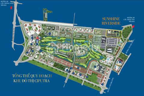 Bán căn hộ cao cấp dự án Sunshine Riverside Tây Hồ Hà Nội