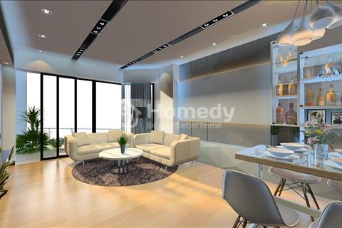 Bán căn góc 2 phòng ngủ, 58m2, tầng cao An Gia Skyline gần bàn giao nhà, căn view sông