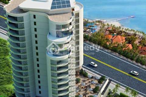Cho thuê căn hộ mặt tiền biển Vũng Tàu - Thủy Tiên Resort 67m2, đầy đủ nội thất (English below)
