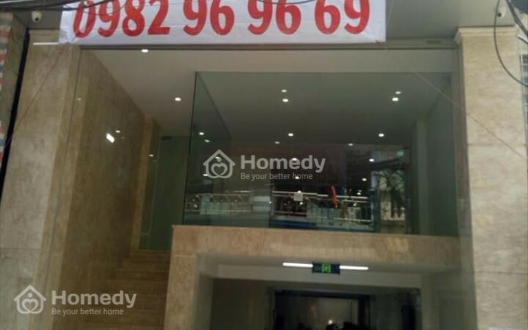 Cho thuê căn hộ chung cư 1 phòng ngủ và khách 45m2 thiết kế sang trọng, đầy đủ tiện nghi