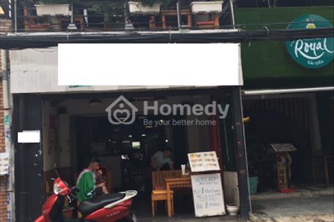 Nhà cần cho thuê ở mặt tiền đường Bùi Viện, P.Phạm Ngũ Lão, Quận 1
