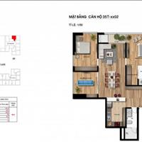 Cắt lỗ 150 triệu căn hộ A02, 96,8m2 giá 3,3 tỷ, Imperia Garden có thương lượng vì đang cần bán gấp