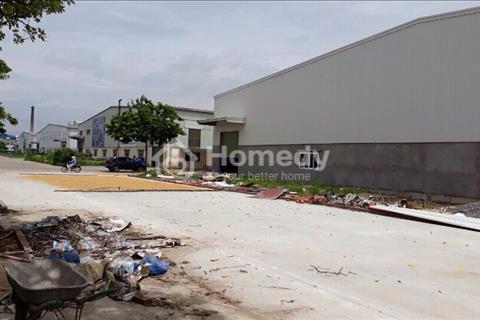 Cho thuê 1.200 m2 nhà xưởng mới ku công nghiệp Quế Võ - Bắc Ninh