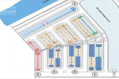 Mở bán đợt 2 dự án Resort view sông ven hồ lớn nhất Hồ Chí Minh chỉ từ 2,9 tỷ 1 trệt 2 lầu 5X17 m