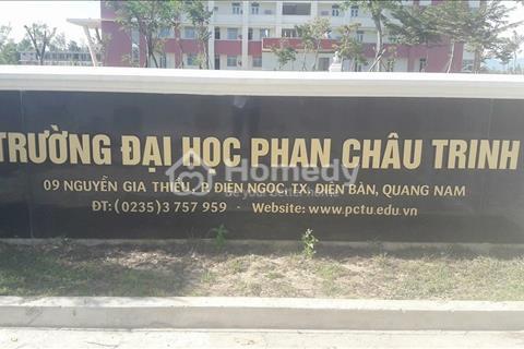 Bán Đất Nền Dự Án Khu Đô Thị Số 3 - Làng Đại Học Phía Nam Đà Nẵng, Giá chỉ 3,8 triệu/m2