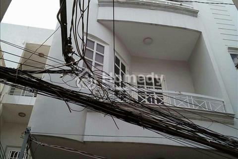Bán nhà Trần Cao Vân , 9,3 x 27 m nhà trệt, 2 lầu, nhà nằm ngay khu trung tâm