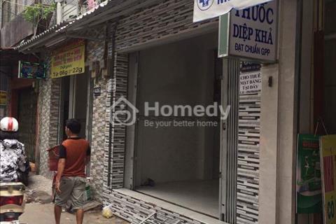 Cho thuê mặt bằng 10 m2 tại 684 Đoàn Văn Bơ giá 4 triệu