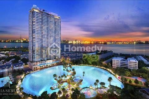 Căn view sông tầng cao 2 phòng ngủ dự án căn hộ An Gia Skyline chuyển nhượng giá tốt nhất dự án