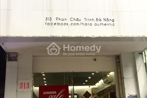 Cho thuê nhà mặt tiền (nguyên căn) đường 313 Phan Chu Trinh Đà Nẵng