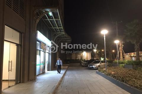 Cho thuê căn shop khu căn hộ cao cấp Garden Gate, vị trí 2 cửa thông mặt tiền Hồng Hà