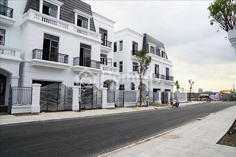 Nhà 75 m2 mặt tiền 5 m, mặt đường 36 m, kiến trúc vinhome, hướng tây, 2 tỷ