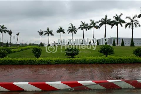 Cho thuê đất công nghiệp 50 năm khu công nghiệp Bá Thiện II - Bình Xuyên - Vĩnh Phúc