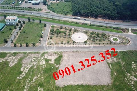 Nợ ngân hàng cần thanh lý gấp lô nền cực đẹp mặt tiền quốc lộ 1A, trung tâm thành phố Biên Hòa