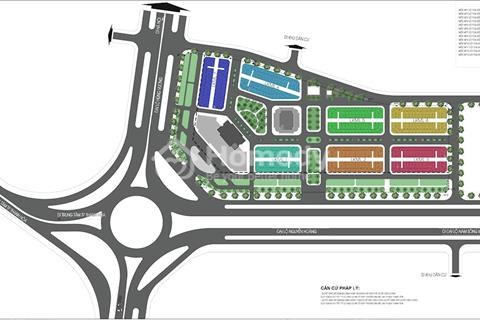 Mở bán dự án Eurowindow Park City – Tổ hợp thương mại Melinh Plaza