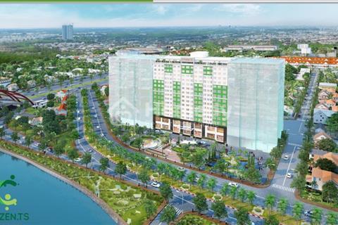 Bán căn hộ Duplex tầng 14 + 15 mặt tiền đường 9A khu Trung Sơn
