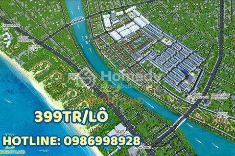 Đất nền ven biển Đà Nẵng - Hội An giá rẻ, vị trí đẹp