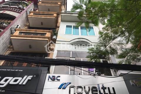 Bán nhà mặt phố kinh doanh Nguyễn Phong Sắc - Cầu Giấy
