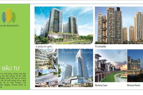 Khu đô thị Palm City - Keppel land Singapore - quận 2