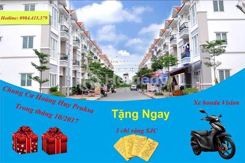 Chỉ với 127 triệu sở hữu ngay căn hộ chung cư Hoàng Huy, Hải Phòng