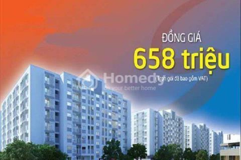 Mở bán nhà ở xã hội Ehomes Nam Sài Gòn 658 triệu/căn, vay 20 năm